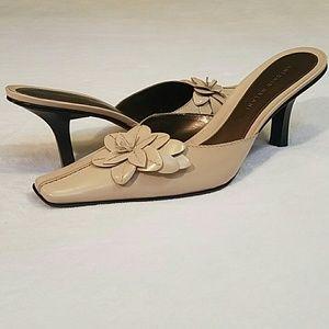 Antonio Melani May Leather Mules